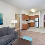 2 Room Suite at Hawthorn Suites