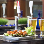 Happy Hour Spread at Hawthorn Suites by Wyndham Naples