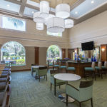 lobby area dining seating