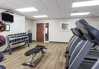 Hawthorn Suites by Wyndham Naples Fitness Center